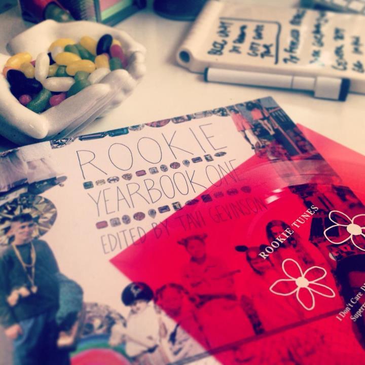 Rookie Yearbook